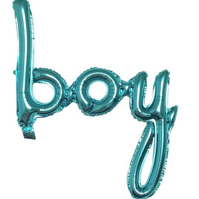 Folienballon - Junge