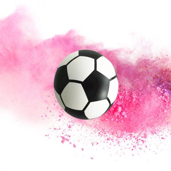 Gender Reveal - Fußball (DIY)