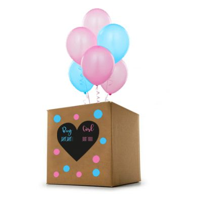Gender Reveal - Pick & Mix Box