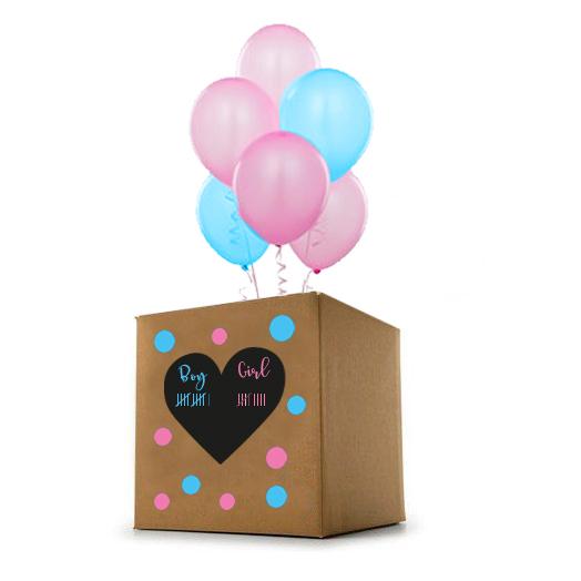 Gender Reveal - Pick & Mix Box