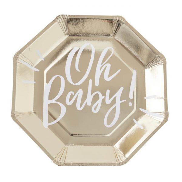 Oh Baby Teller (8 Stk.)