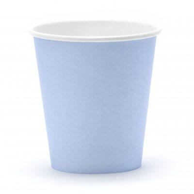 Tassen blau (6 St.)